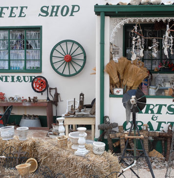 Small towns in South Africa