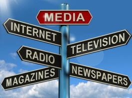 media, television, newspapers, magazines, radio, internet, online, journalism,