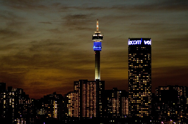 Infrastructure Development In South Africa Brand South