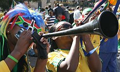 The vuvuzela: Bafana's 12th man | Brand South Africa