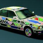 Ndebele art car New York