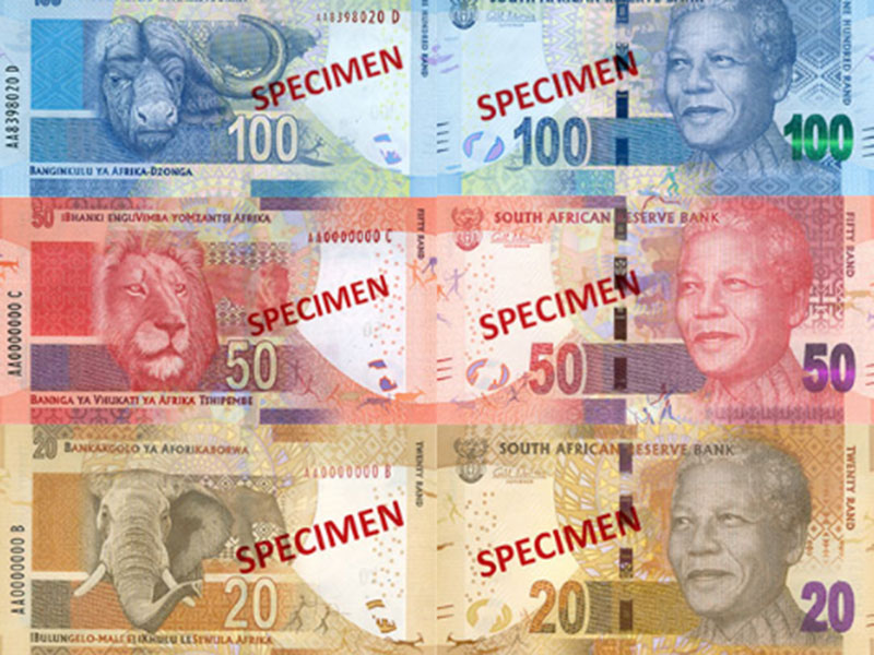 Get to know your banknotes | Brand South Africa