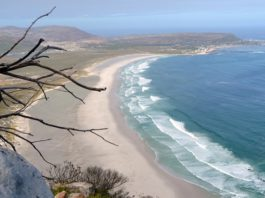 south africa's secret beaches noordhoek