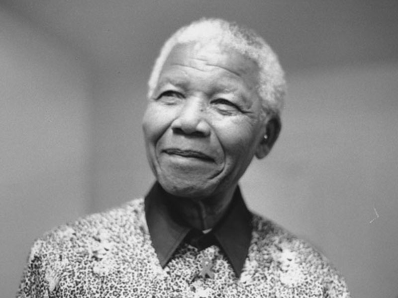 Nelson Mandela: leader among leaders