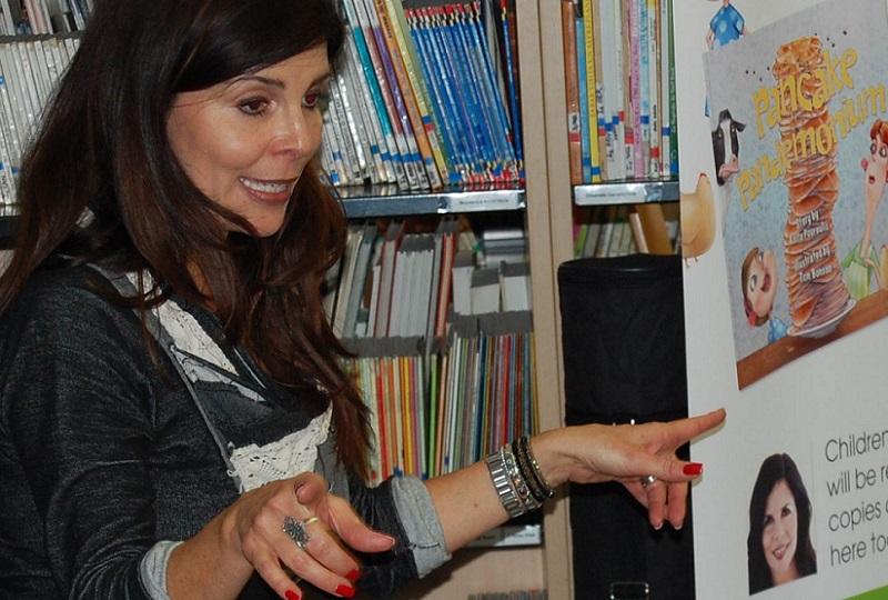 Anita Pouroulis best world childrens book