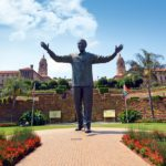 Nelson Mandela statue Union Buildings
