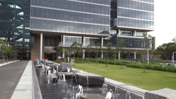 Exploring Standard Bank's glass-fronted green building | Brand South