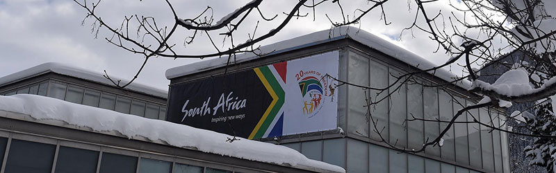Brand South Africa at WEF Davos