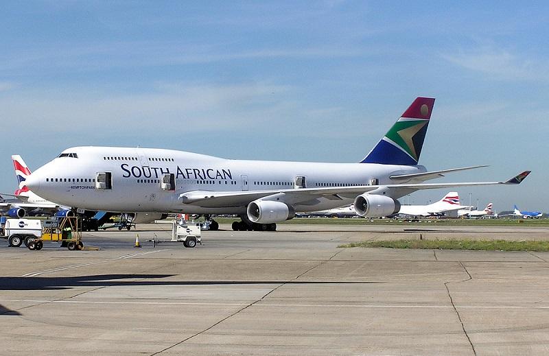 south african airways progress