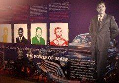 Mandela exhibition gives goosebumps