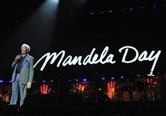Music with a message on Mandela Day