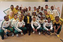 Madiba magic for Bafana Bafana