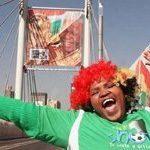 World Cup makeover for Mandela Bridge