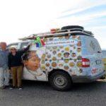 Driving for Mandela children's hospital