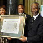 Mandela gets new smart ID card