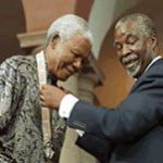 SA leaders' tributes to 'father of the nation'