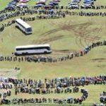 'Like 1994' as mourners queue for Mandela