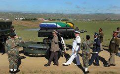 Nelson Mandela's long walk ends at last