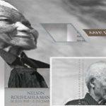SA issues Mandela commemorative stamp