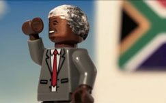 Call to sign Mandela 'Lego-cy' petition