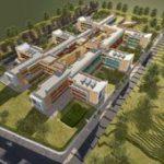 Construction of Mandela Children's Hospital begins