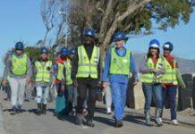 Volunteer builders make it a Mandela Week