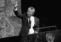 Mandela Day a call to action: UN chief