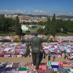 South Africa knits thousands of blankets for Madiba