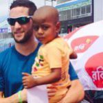 Proteas spend Mandela Day with children
