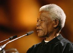 Mandela 'deeply inspired' by Pope