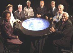 Mandela launches The Elders