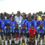 SA launches schools football WC