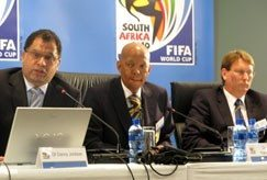 World Cup medical team appointed