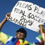 Portugal outplay disappointing Bafana