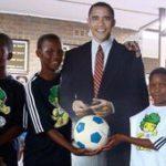 Mafikeng adopts Obama's team