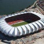 Mandela Bay Stadium ready for 2010