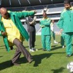 Fifa gives Zuma his ref's certificate