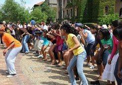 Diski Dance: rhythm of SA 2010