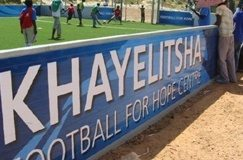 Football for Hope in Khayelitsha