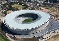 South Africa's stadium turnaround