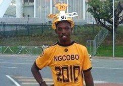 South Africa's No. 1 football fan