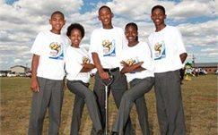 2010 legacy for SA school kids
