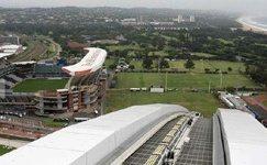 Riding Durban's stadium SkyCar
