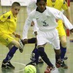 Street children find hope in football