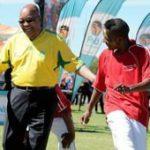 Let this harmony define us: Zuma