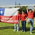 Chile fans to travel South Africa in style