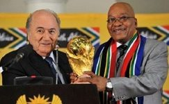 South Africa more than ready: Zuma