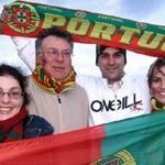 Portuguese wow young fans