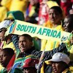 Bafana exit World Cup on a high