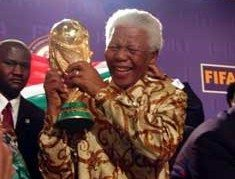 We accept with humility: Mandela